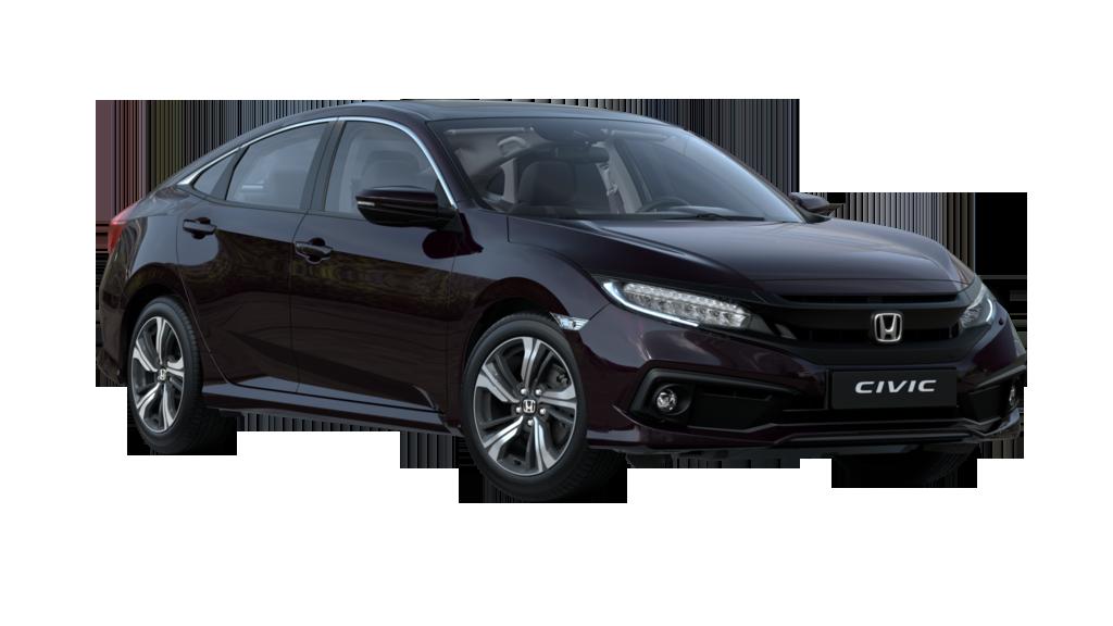 Civic 4D 1.5 Elegance 20 Navi CVT