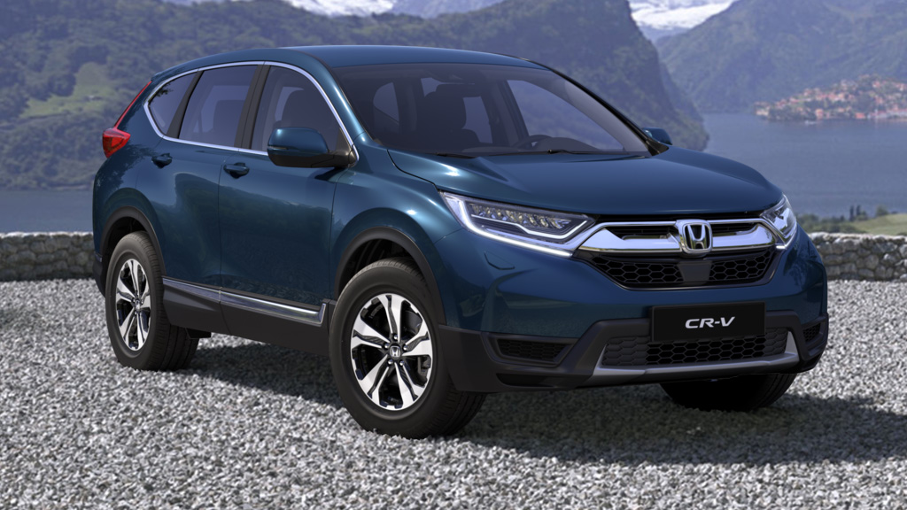 CR-V 1.5 Lifestyle 20 4WD CVT