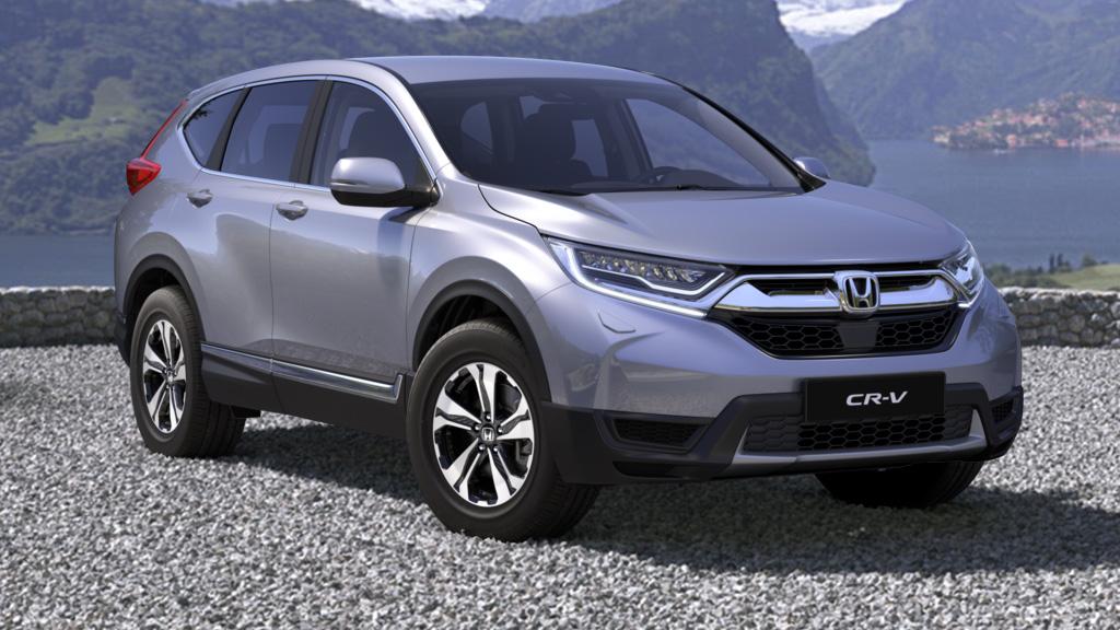 CR-V Hybrid Executive 20 4WD CVT