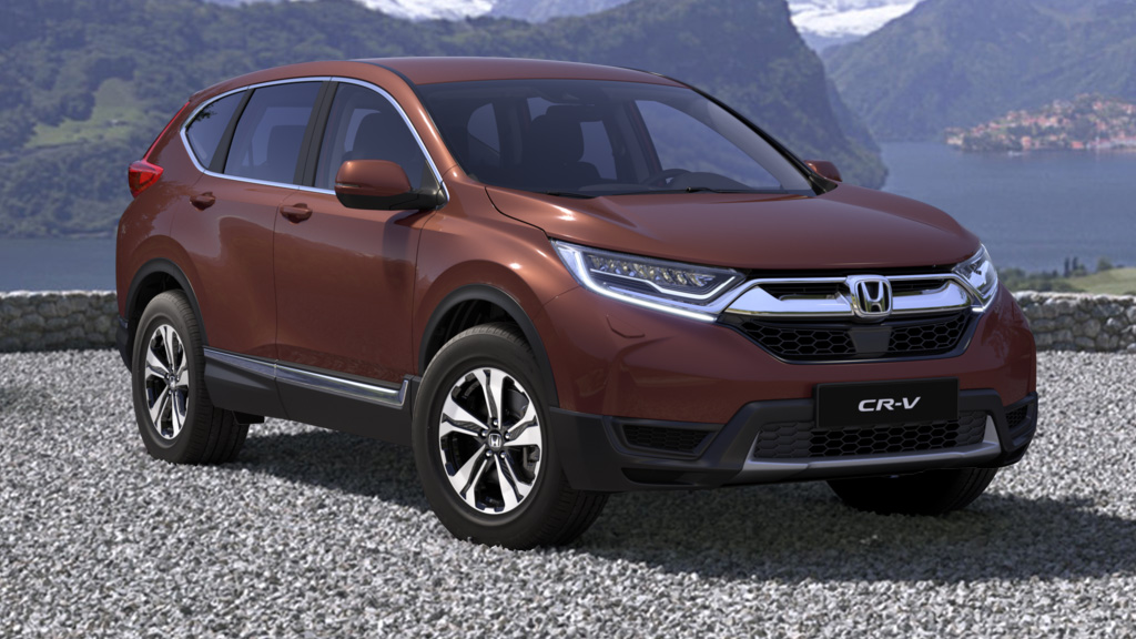 CR-V Hybrid Executive 20 4WD CVT